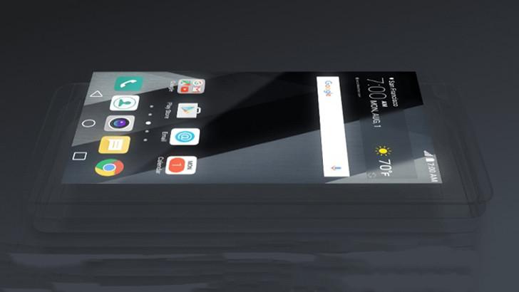 İşte Karşınızda En Net Görüntüsü İle LG V20!