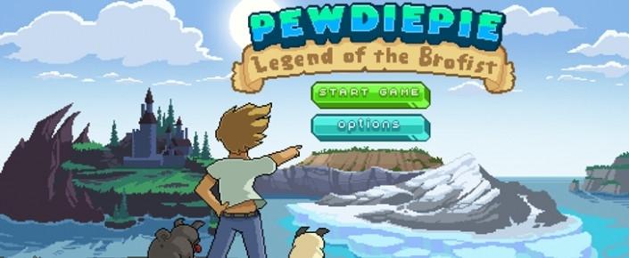 PewDiePie Detail: Youtube Fenomeni PewDiePie'ın Kendi Oyunu Çıktı