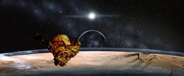 Nasa, New Horizons Uzay Aracı İle Güneş Sisteminin Dışına ...