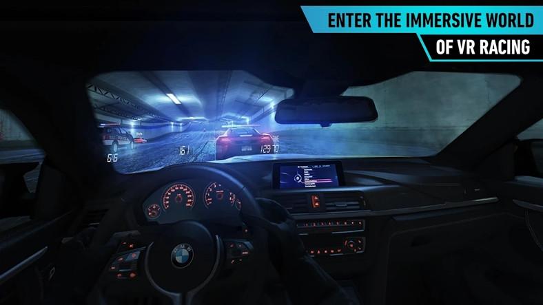 Sanal Gerçeklikle Yarış Deneyimi: Need For Speed No Limits'in VR Versiyonu Android İçin Çıktı