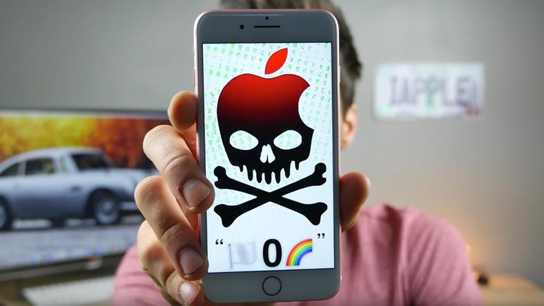 Eyvahlar Olsun: iPhone'un Çökmesine Sebep Olan, Yalnızca 3 Karakterlik Bir Mesaj Keşfedildi!
