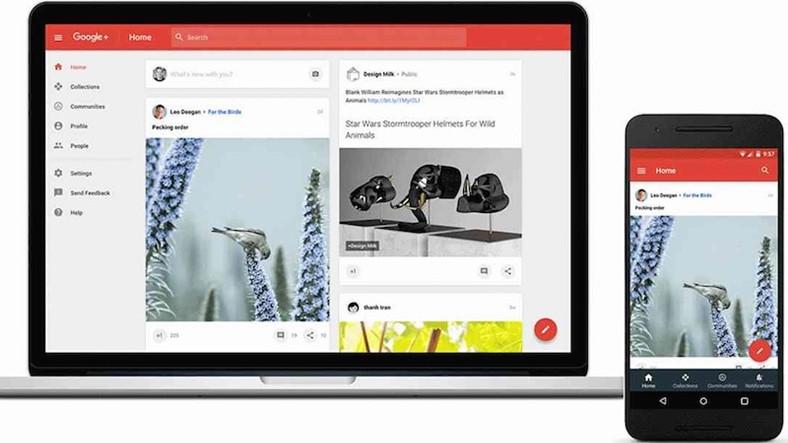 Google Yenilenen Google ile Tekrar Facebook'a Rakip Olacak