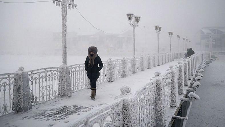 71 2 Dereceyi Gören Dünyanın En Soğuk Köyünden Fotoğraflar
