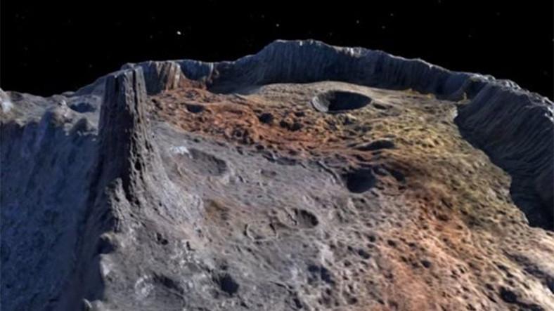 NASA 2023'te Dünya Ekonomisinin Binlerce Katı Değerindeki Asteriode Gidecek