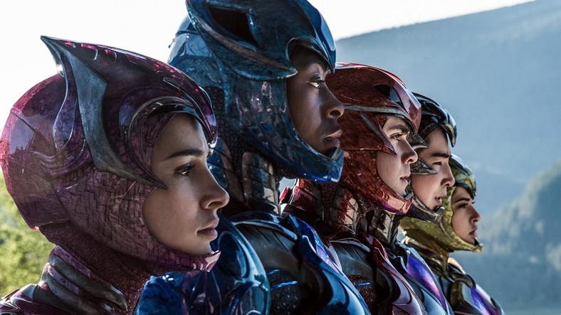 Power Rangers Filminin Aksiyon Dolu İkinci Fragmanı Yayınlandı