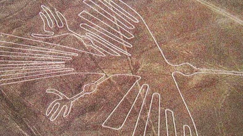 Uzaylıların Yaptığı Düşünülen Ancak Yıllardır Çözülemeyen Gizem Nazca Çizgileri