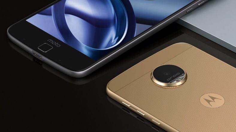 Snapdragon 835'li Yeni Motorola Görüntülendi!