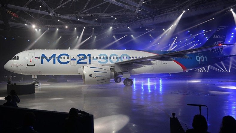 Türkiye, Rusya'dan MS-21 Uçağını Alacak!