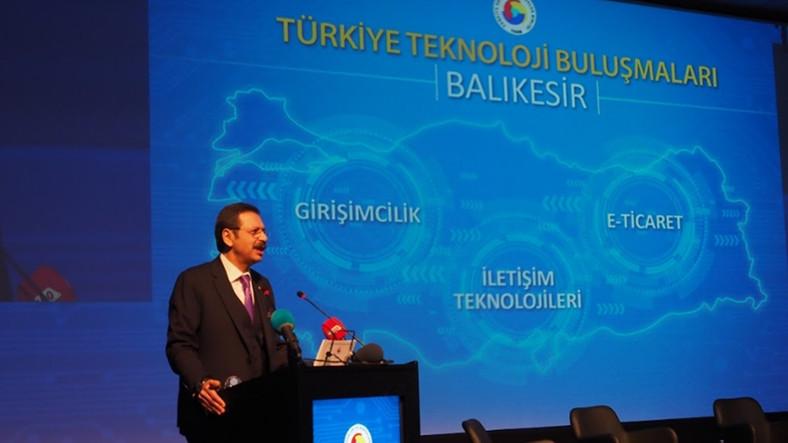 TOBB Başkanı: Teknolojiyi Birbirimize Laf Sokmak İçin Kullanıyoruz