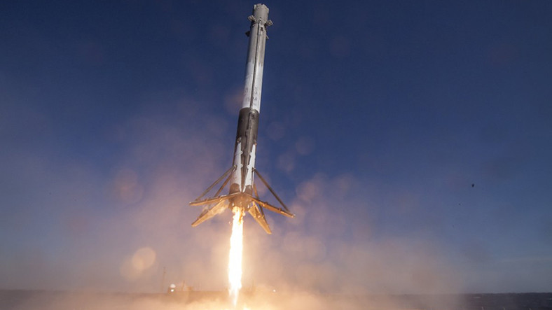 Потеря Илона Маска. Неудачный запуск военного спутника ...