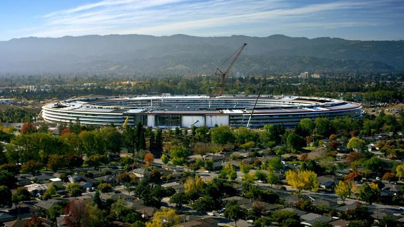 Yakın Zamanda Açılacak Apple Park'ın Yeni Görüntüleri Yayınlandı