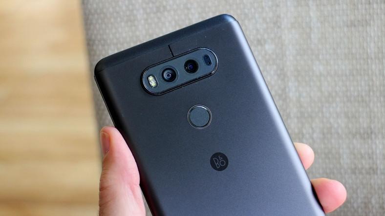 Tasarımıyla Buram Buram Galaxy S8 Kokan LG V30 Ne Zaman