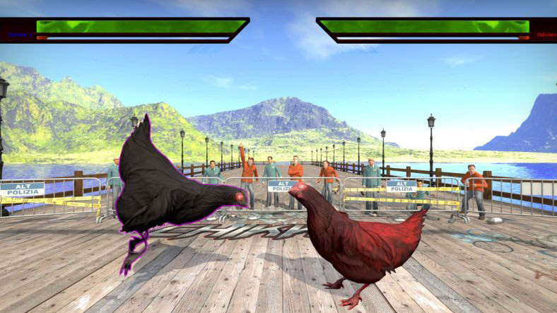 CS GO'ya Gelen Mod Oyunu Absürt Bir Tekken'e Çeviriyor