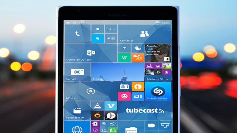 Windows 10 Mobile ölmeden son bir kaç istek