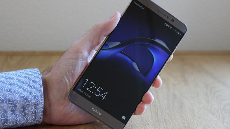 Huawei Mate 10 Gümbür Gümbür Geliyor