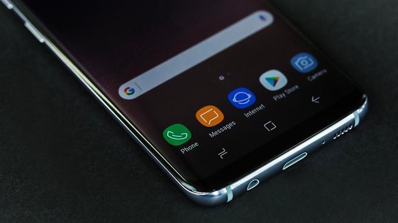 Son TouchWiz Güncellemesiyle Galaxy S8'deki Kasma Problemi Çözüldü