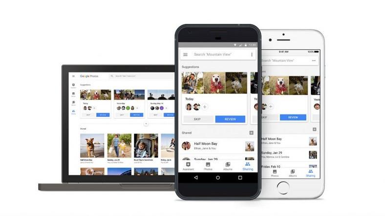 Google Fotoğraflar'a Paylaşımı Artırmaya Yönelik Yeni Özellikler Geliyor