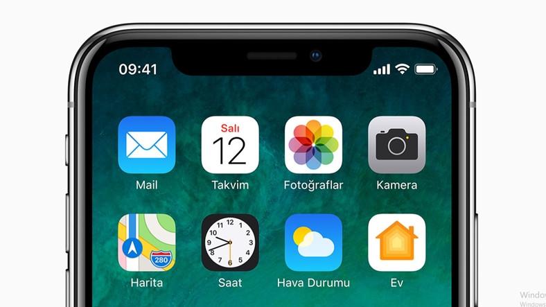 Stalkerlar Toplanın iPhone X'da Ekran Görüntüsü Nasıl Alınır