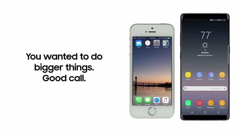 iphonedan samsung takip etme