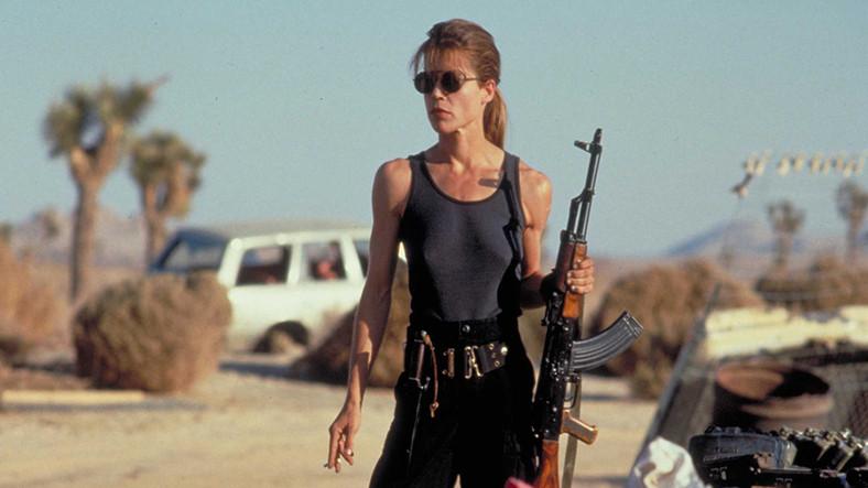 Hakiki' Sarah Connor 25 Yıl Sonra Terminatör'e Dönüş Yaptı