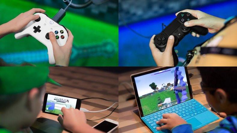 Minecraft Çapraz Platformu Nintendo Switch'e Ağır Geldi