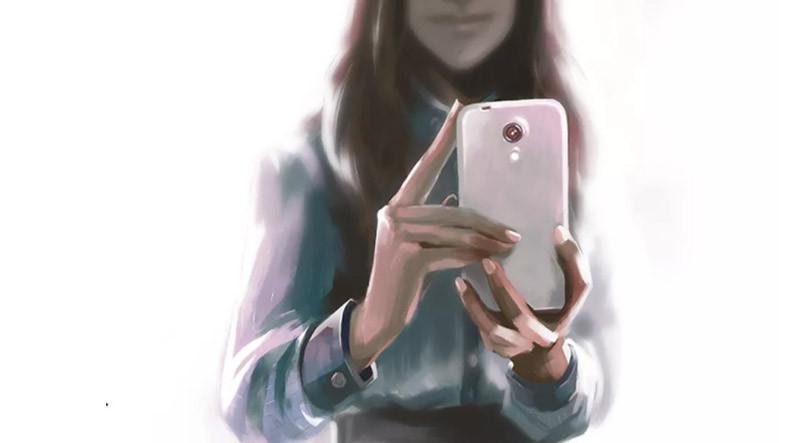 Küçük Kızın Telefonunu Kurcalayıp Başına Neler Geldiğini Çözmeye Çalışacağınız Mobil