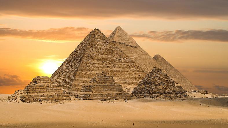 Mısır Piramitlerinin Sırrı Sonunda Çözüldü