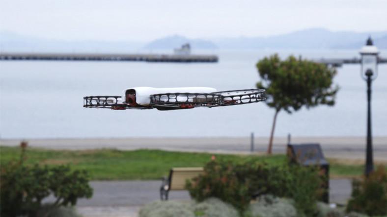 ABD'de Kalabalık Üzerinde Drone Uçurması İçin CNN'e İzin Verdi