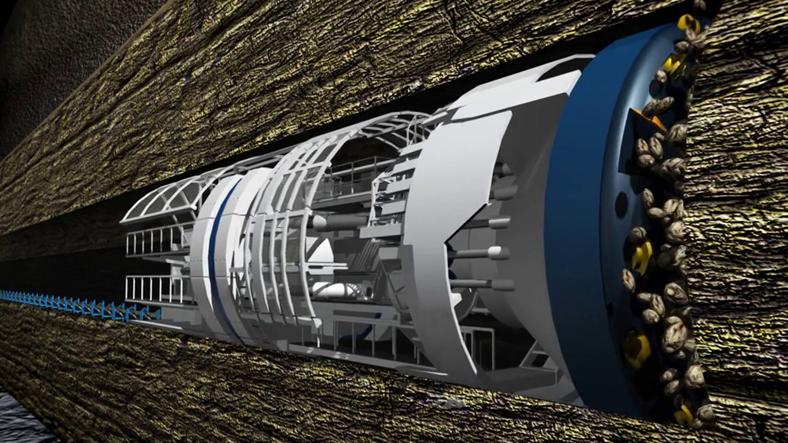 Elon Musk'ın İkinci Tünel Kazıcısı Neredeyse Hazır