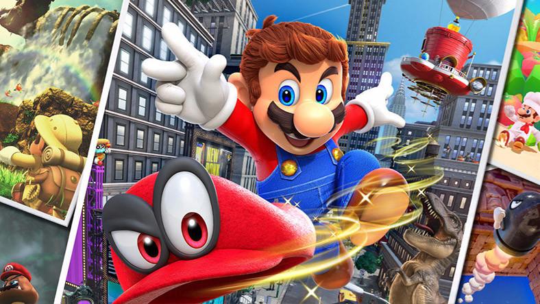Super Mario Odyssey 3 günde 2 milyon adet satış yaptı