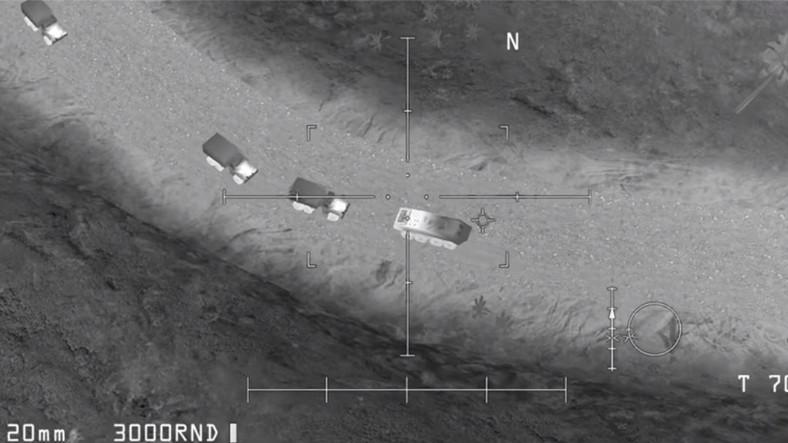 Rusya ABD-IŞİD İttifakını Kanıtlamak İçin Oyun Görüntüsü Paylaştı