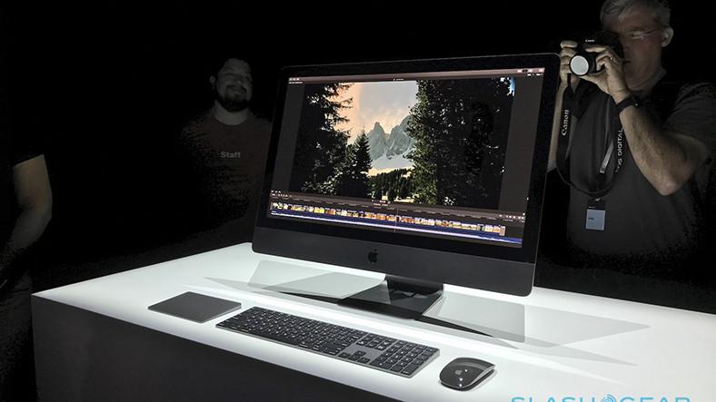Yeni iMac Pro Yardımcı İşlemci Olarak A10 İle Gelecek!