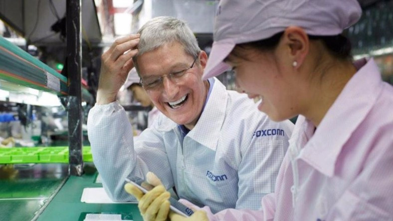 Apple, iPhone Üretiminde Çinli Stajyerlerin Mesaiye Zorlandıklarını İtiraf Etti