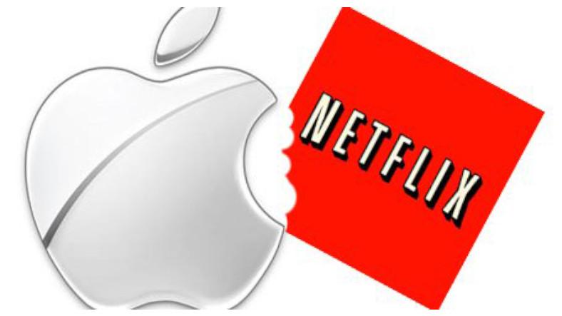 Bomba İddia: Apple Netflix'i Satın Alabilir!