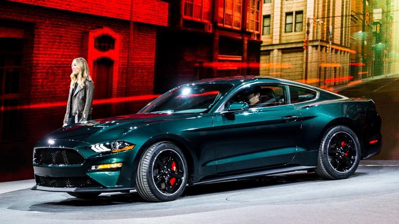 2019 Ford Mustang >> 2019 Model Ford Mustang Tasarımı ile Göz Kamaştırıyor!