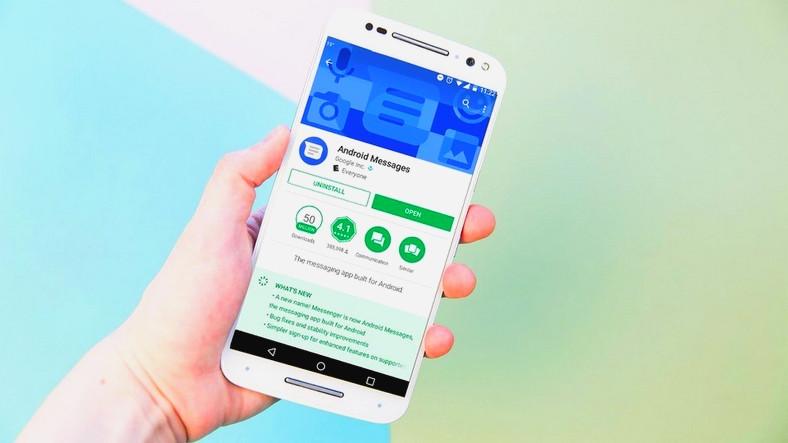 Google Kendi SMS Uygulamasını Kullanması İçin Huawei İle Anlaştı