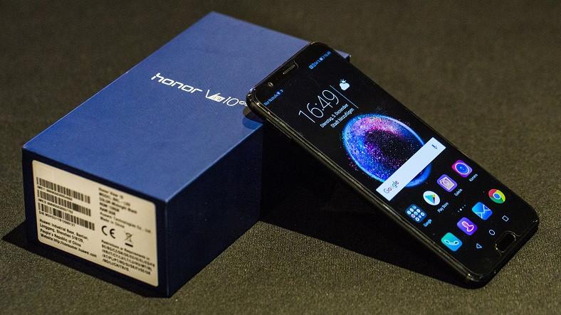 Huawei Honor View 10'da, OTA Güncellemesiyle Artık Yüz Kilidi Kullanılabilecek!