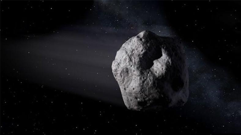 Bir Meteor Sessiz Sedasız, Dünya'nın Çok Yakınından Geçti ile ilgili görsel sonucu