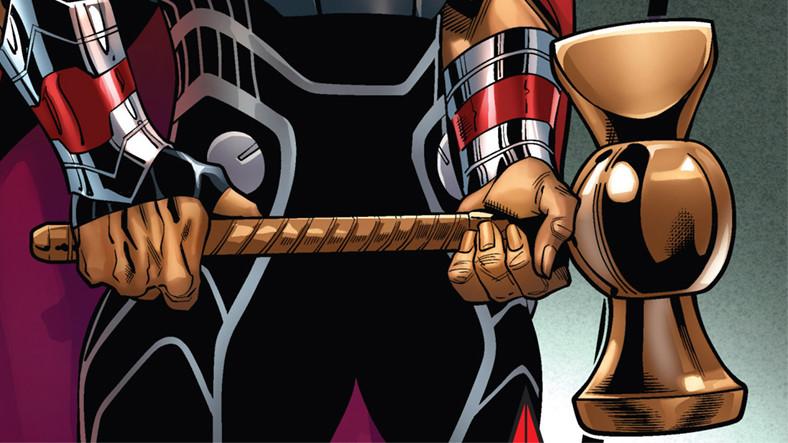 Thor'un Infinity War'daki Yeni Silahı Marvel'ın Çizgi Roman Tarihinde Saklı ( SpoilerBulunur )