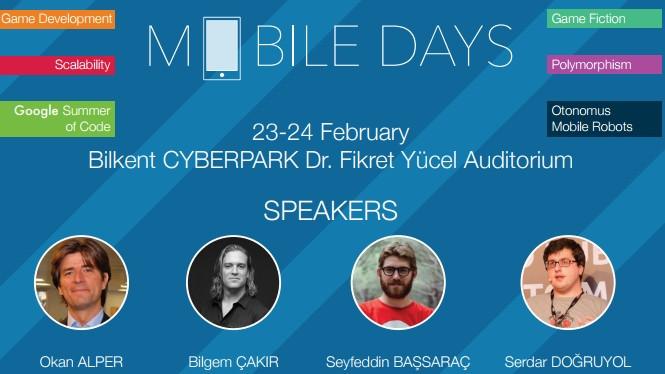 6 'sı Düzenlenen Mobil Günler 2018 23-24 Şubat'ta Bilkent Cyberpark'ta
