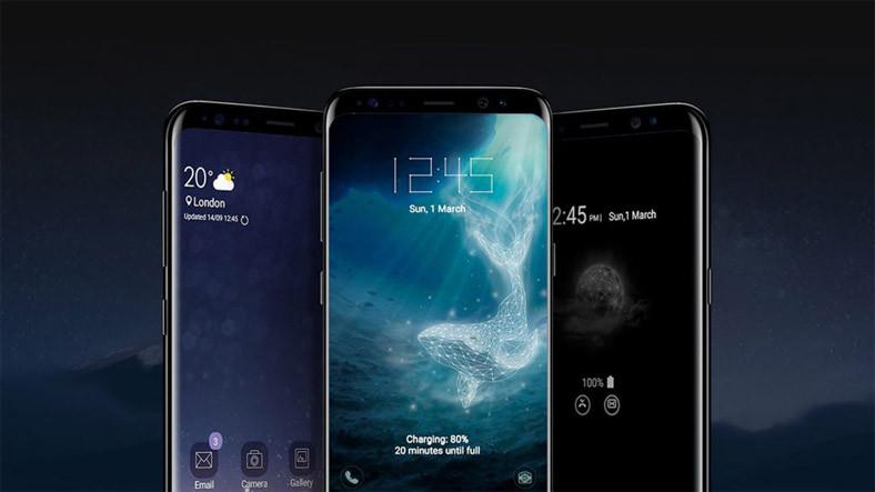 Güney Kore de Test Aşamasında Olan Samsung Galaxy S9 dan