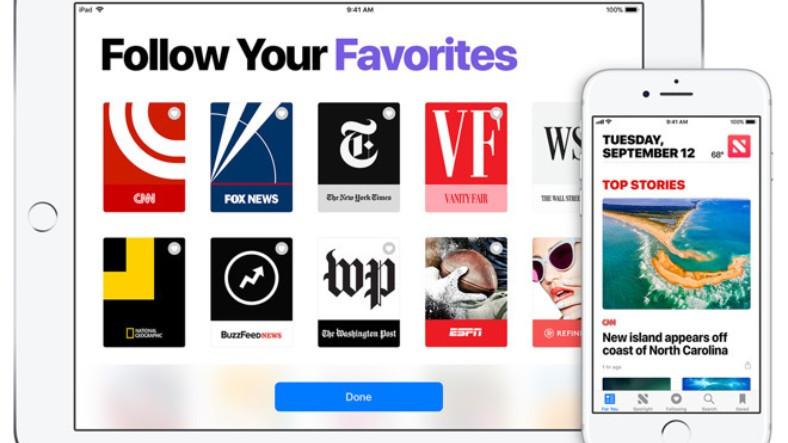 Küçük Ve Orta Ölçekli Yayıncılar Apple News'tan Şikayetçi