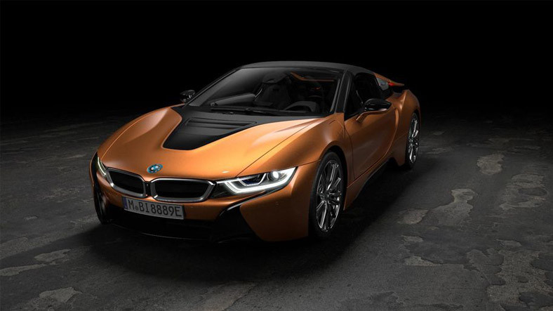 Bmw I8 Roadster In Fiyati