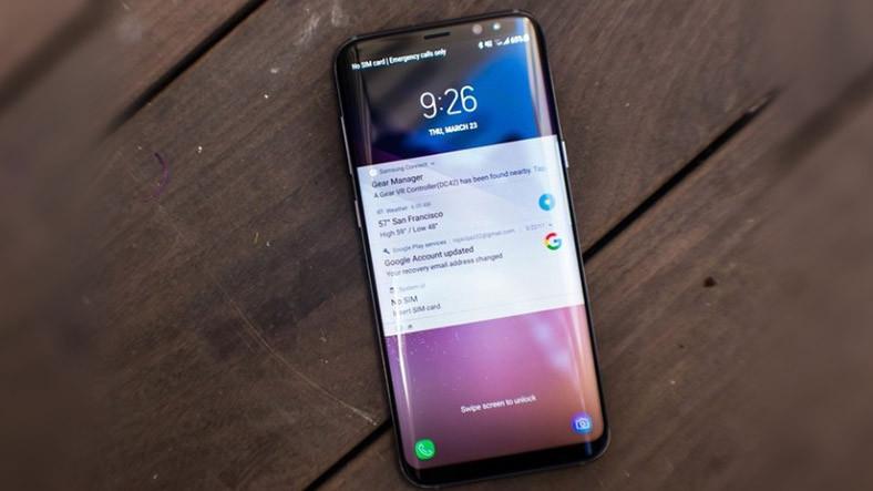 Samsung, Galaxy S8'lerin Android 8'le Yaşadığı Sorunun Ardından İlk Güncellemesini Yayınladı