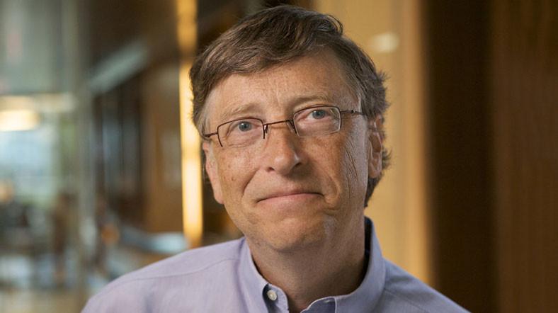 Bill Gates, Milyarder Olduğu 30 Yıldan Beri Satın Aldığı En Çılgın İki Şeyi Açıkladı