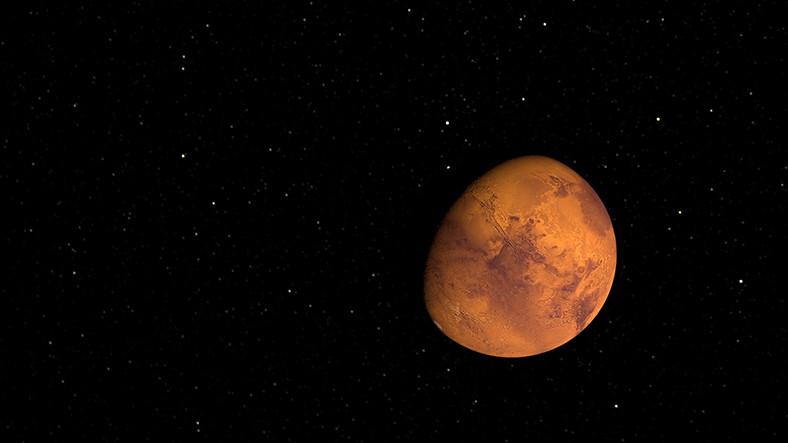 NASA'nın Phoenix Robotu Mars Tarafından Yutuldu