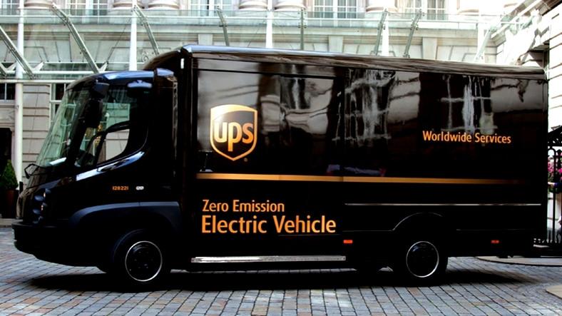 UPS, Tam 50 Kamyonluk Bir Elektrikli Araç Filosu Üzerinde Çalışıyor
