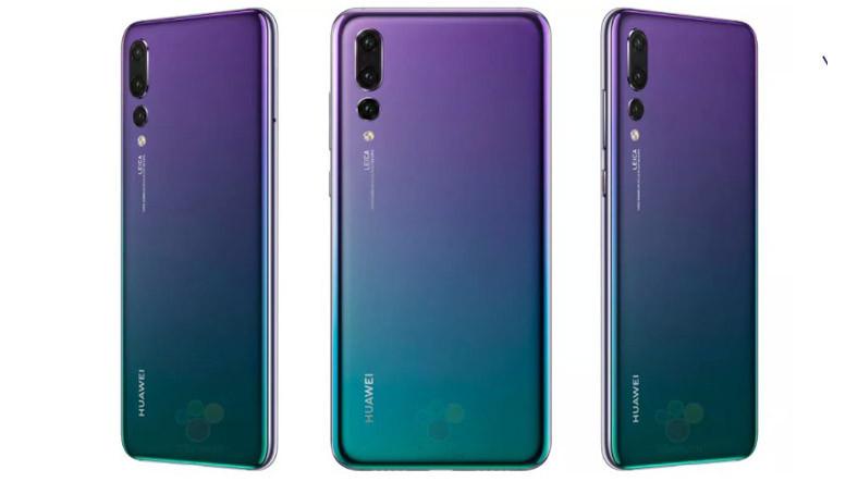 Huawei P20 ve P20 Pro'nun Avrupa Fiyatları Sızdırıldı