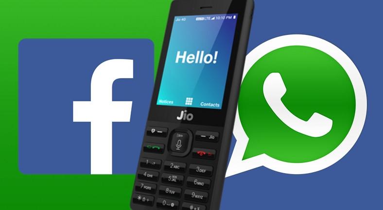 Facebook, Yeni Kullanıcılar Kazanmak İçin Tuşlu Telefonlara WhatsApp Desteği Getiriyor!