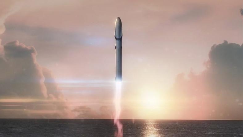 SpaceX, Yeni Roketi BFR'yi Los Angelas'ta Üretecek